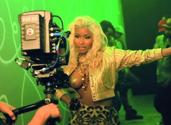 Nicki-Minaj-Freaks-Video