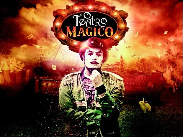 O Teatro Mágico @ Fundição Progresso