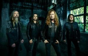 Megadeth @ Vivo Rio