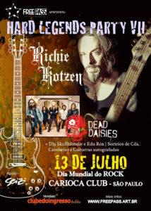 HARD LEGENDS PARTY VII @ Carioca Club | São Paulo | Brasil