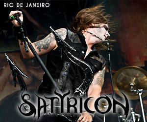 Satyricon @ Teatro Odisseia